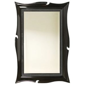 Bernini with Harlequin Pattern Mirror
