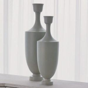 Porthos Vase (Matte Celadon)