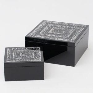 Vortex Square Box